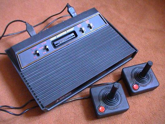 Jeux videos vos debuts ancienne generation de machine - Ancienne console de jeux ...